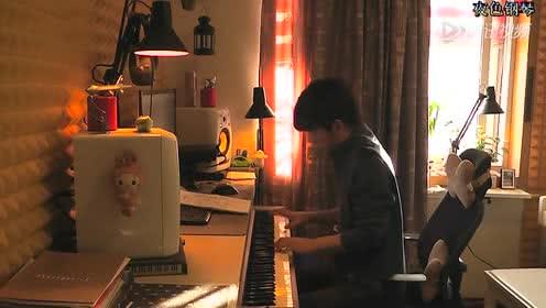 赵海洋夜色钢琴曲《十年》
