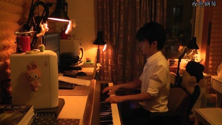 《消愁》夜色钢琴曲 赵海洋钢琴版 视频