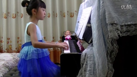 《时间都去哪儿了》 钢琴版