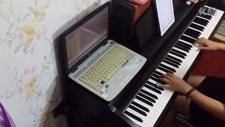 郎朗 PSY《爸爸》钢琴曲