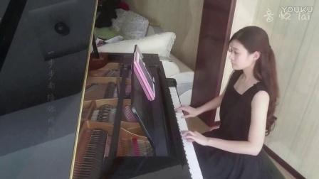 三生三世十里桃花钢琴演奏 三