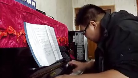 """根据贝多芬""""悲怆""""改编的曲子"""
