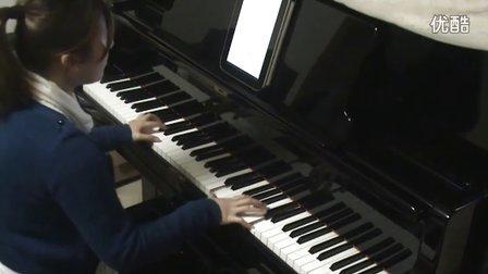 克莱德曼《出埃及记》钢琴视奏