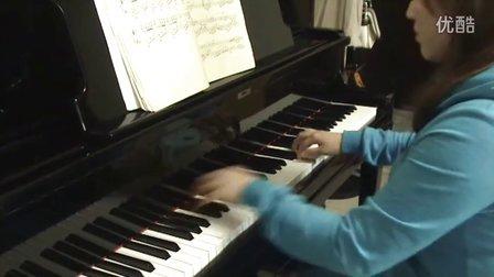 理查德克莱德曼《乡愁》钢琴视