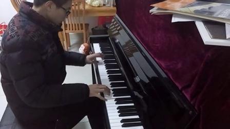 因为爱情(立式钢琴)