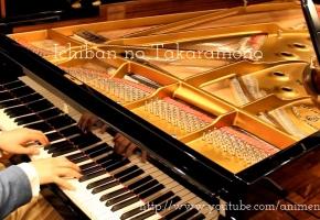 【Animenz】Ichiban no takaramono(一番の宝物) - Angel Beats! OST
