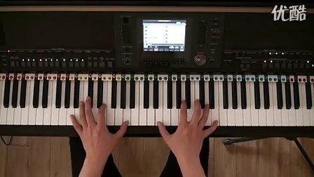 Jaki◆钢琴教学——我心永