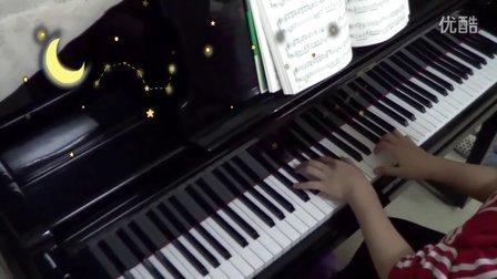 陈奕迅 王菲《因为爱情》钢琴