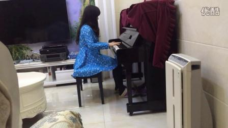 穿越时空的思念钢琴版