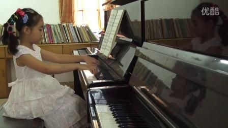 钢琴考级两只老虎