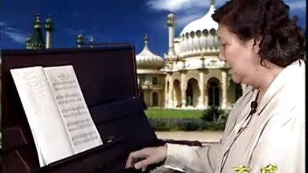 巴赫初级钢琴曲集1、小步舞曲