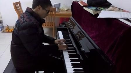 爱的罗曼史(立式钢琴)