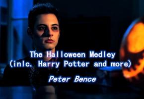 万圣节快乐!The Halloween Medley (inlc. Harry Potter and more) - Peter Bence