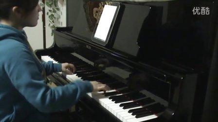 《爱的罗曼史》钢琴视奏版