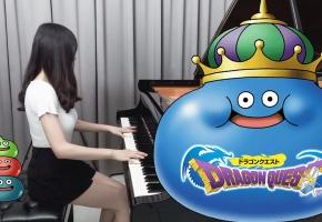 勇者斗恶龙序曲 - DRAGON QUEST Full Version - 钢琴演奏 Ru,s Piano