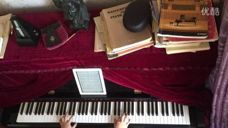 《喀秋莎》钢琴曲