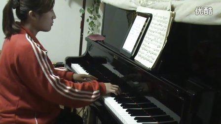 班得瑞《童年》钢琴视奏版