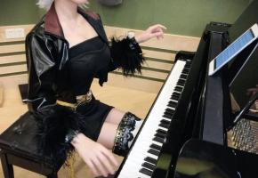 【钢琴】《地下城与勇士》dnf十首经典BGM联弹 女鬼剑的演奏时间