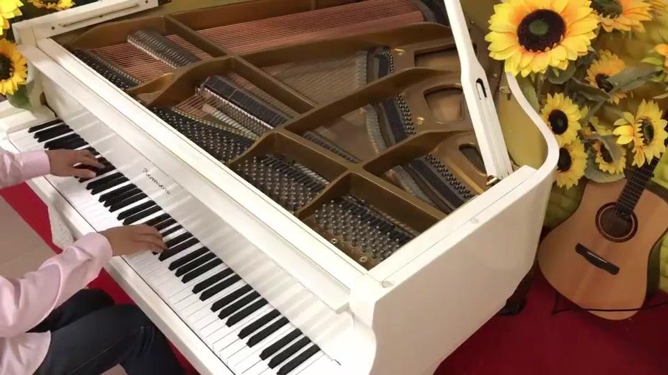 【钢琴】班得瑞《安妮的仙境》(悠悠琴韵钢琴即兴演奏)