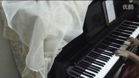 久石让《世界的约定》钢琴视奏