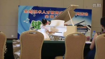 六岁宝宝演奏钢琴名曲《梁山伯