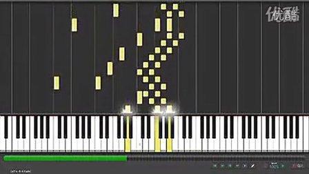 卡农-钢琴曲