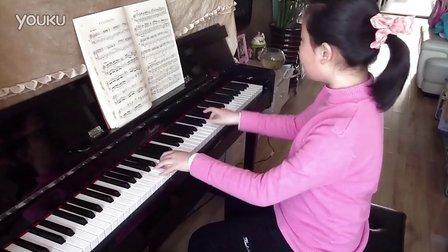 车尔尼599 第34首 钢琴
