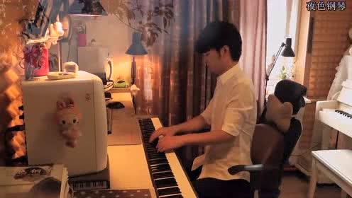 《鼓浪屿》夜色钢琴曲 赵海洋钢琴版