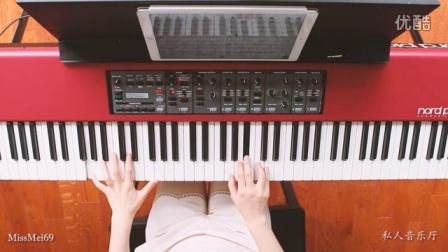 【钢琴】贝加尔湖畔