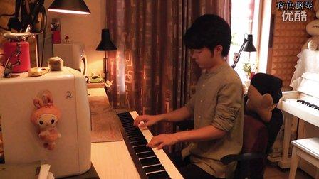 千与千寻(永远同在)夜色钢琴曲 赵海洋视频