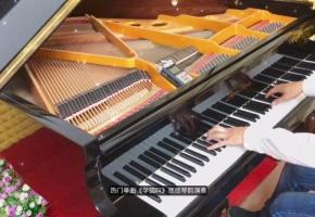 【钢琴】热门单曲《学猫叫》,这么火这么好听的旋律,大家不妨听一听唯美的钢琴版