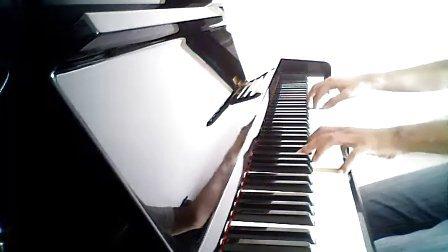 钢琴 隐形的翅膀