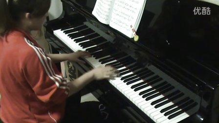 张韶涵《隐形的翅膀》钢琴视奏