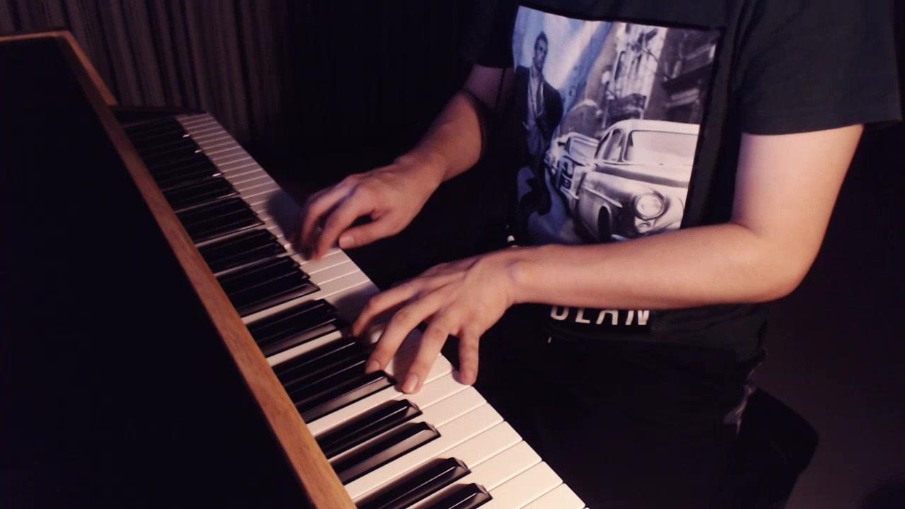 【钢琴】素颜 COVER 许嵩