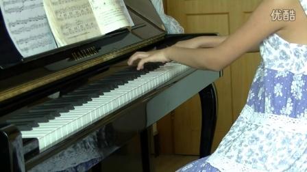 瑶族长鼓舞(钢琴基础教程一册