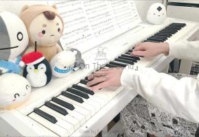 ROSé 新曲「On The Ground」钢琴改编