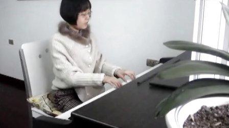 爱的供养 钢琴 弹唱