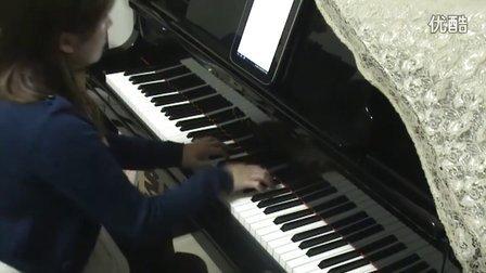 邓丽君《我只在乎你》钢琴视奏