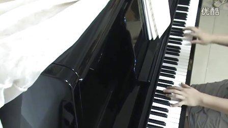 杨幂《爱的供养》钢琴视奏版
