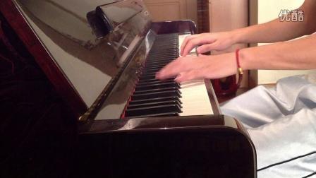 《我的歌声里》钢琴版