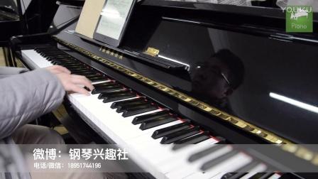 钢琴~遇见