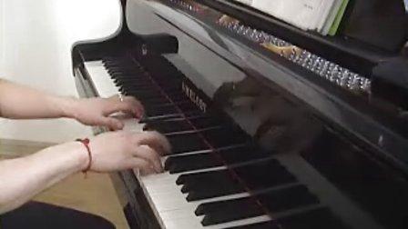 钢琴《超级玛丽》主题曲