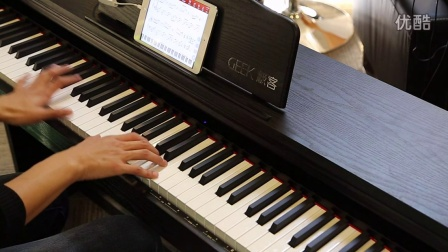 Geek极客智能钢琴演绎热单