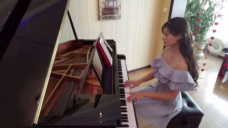 一次就好钢琴演奏 夏洛特烦恼