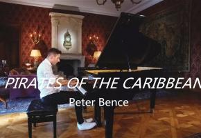 从海上弹完琴回来秒变海盗~你们的彼得船长~Pirates of the Caribbean - Peter Bence