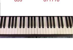 《一曲相思》姜创钢琴教学