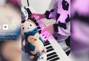 W - 两个世界OST | In The Illusion [一分钟钢琴]